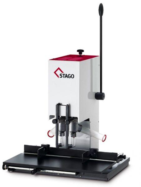 2015F1-Papierbohrmaschine