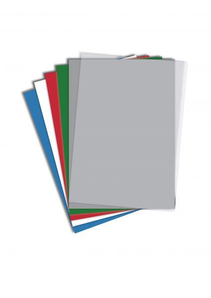 Rückwände, DIN A4, Leder Stil – 250 g/m²