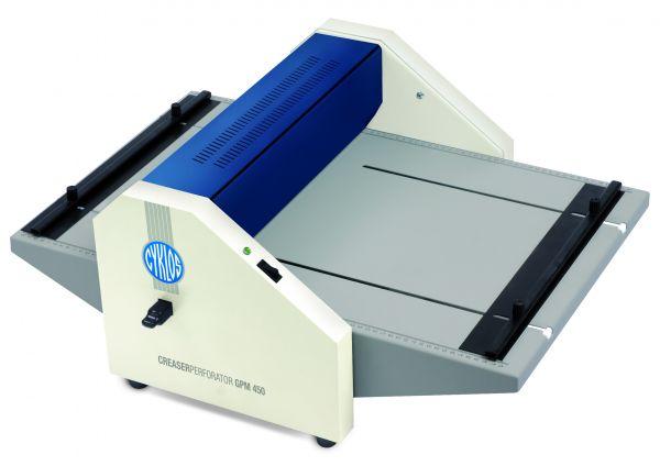 GPM 450 - Rill u Perforiermaschine