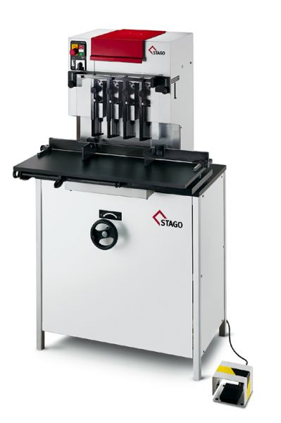 5010-2 TF-Papierbohrmaschine
