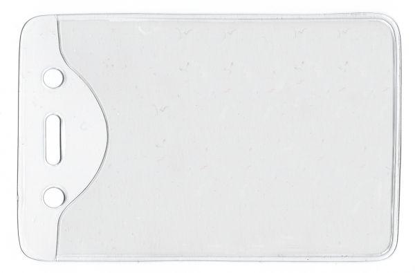 Ausweistaschen vertikal 69x106 mm, Stärke 0,25