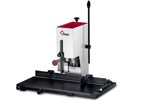 1015F-Papierbohrmaschine